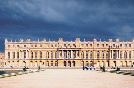 Palace of Versailles A  Masterpiece of Architecture.